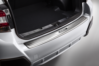 Picture of XV 2018 - Cargo step panel (stainless steel) XV