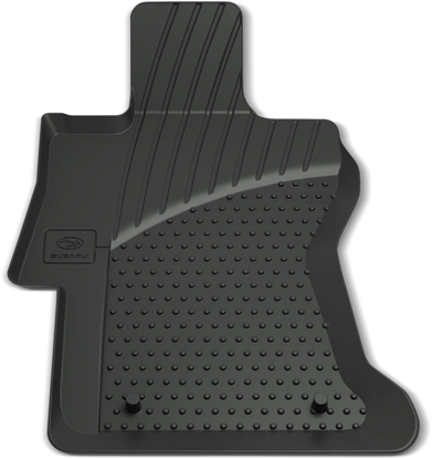 Picture of XV 2018 - Rubber Mat Front