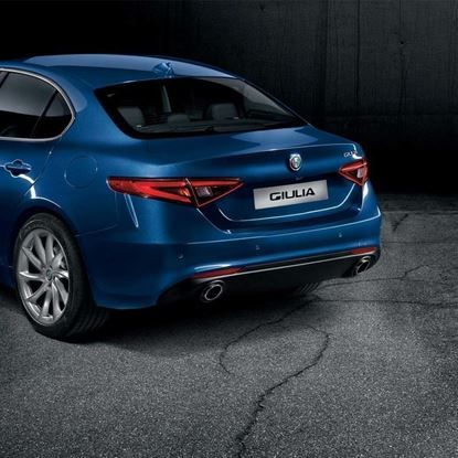 Picture of Giulia REAR PARKING SENSORS