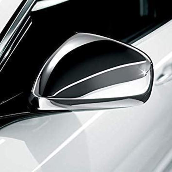 Picture of Guillitta CHROMED MIRROR COVERS