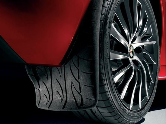 Picture of Guillitta REAR MUDFLAPS WITH TYRE DESIGN