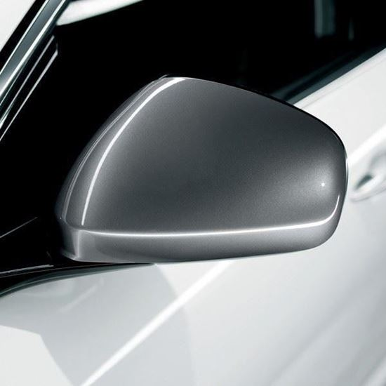 Picture of Guillitta SATIN CHROME MIRROR COVERS