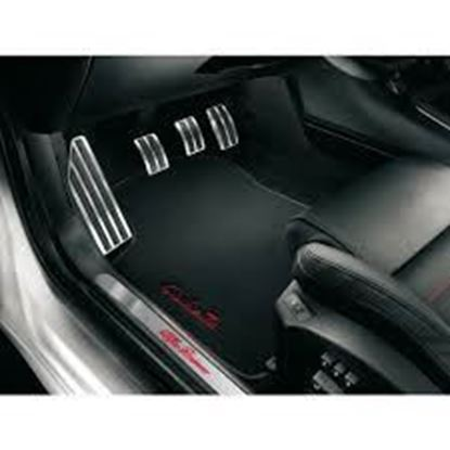 Picture of Guillitta SPORT PEDAL KITAluminum. For manual transmission only.