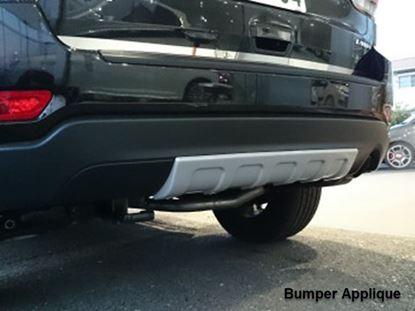 Picture of Grand cherokee -Bumper Applique