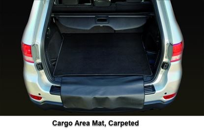 Picture of Grand cherokee -Cargo Area Mat, Carpeted