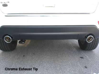 Picture of Grand cherokee -Chrome Exhaust Tip