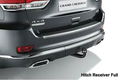 Picture of Grand cherokee -Hitch Receiver Full