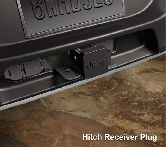 Picture of Grand cherokee -Hitch Receiver Plug
