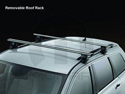 Picture of Grand cherokee -Removable Roof Rack