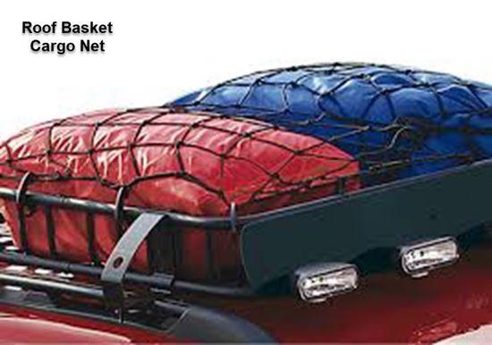 Picture of Grand cherokee -Roof Basket Cargo Net