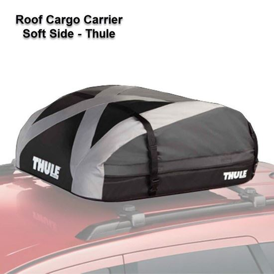 Picture of Grand cherokee -Roof Cargo Carrier, Soft Side - Thule