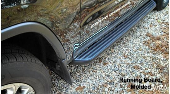 Picture of Grand cherokee -Running Board, Molded