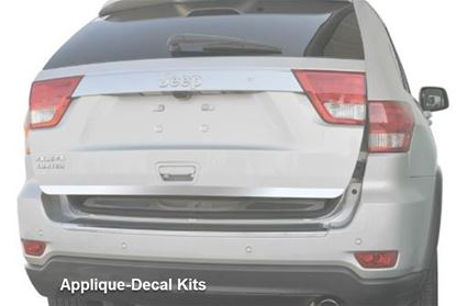 Picture of Grand cherokee -Applique-Decal Kits