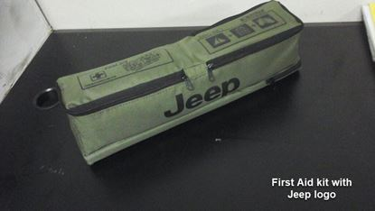 Picture of Grand cherokee -First Aid kit with Jeep logo
