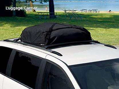 Picture of Grand cherokee -Luggage Carrier