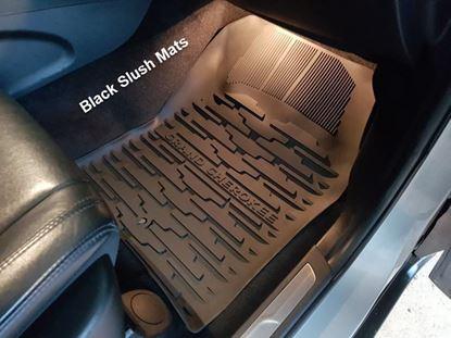 Picture of Grand cherokee -Slush Mats , black