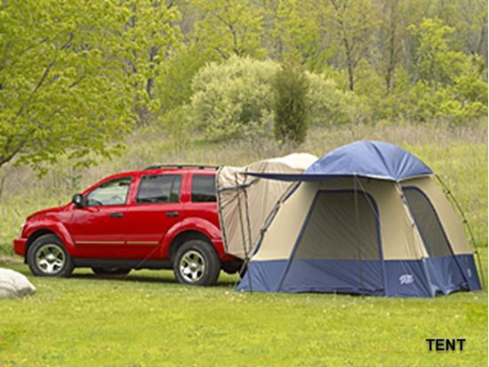 Picture of Grand cherokee -Tent