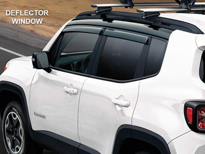 Picture of Reneged -DEFLECTOR WINDOW