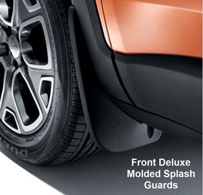 Picture of Reneged -FrontDeluxe Molded Splash Guards