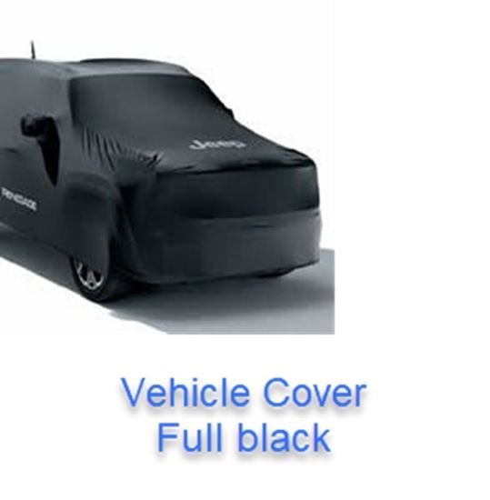 Picture of Reneged-Vehicle Cover, Full black